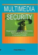 Multimedia Security: Steganography and Digital Watermarking Techniques for Prote