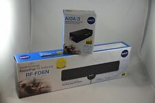 2 TV Signal Antenna HDTV + 1 Amplifier Open, ULTRA THIN clear indoor cleartv, TV