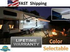 LED Motorhome RV Lights - 16 feet of LED Awning Lights (300 LEDs) x rope stair A
