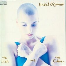 The Lion and the Cobra by Sin'ad O'Connor (CD, Jul-1989, Chrysalis Records)