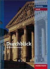 Durchblick Geschichte 9/10 für Realschule Niedersachsen ++wie Neu++