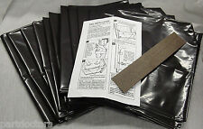 NEW 144 Pack Broan 12 Inch Plastic Trash Compactor Bags 93620008 S93620008