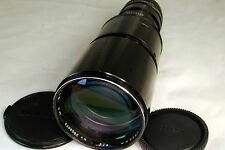 Soligor 400mm f5.6 lens adapted to Sony Mirrorless camera NEX C3, 3, 3N, 5R 5T 6