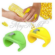 Creative Removal Piller Corn Peeler Stripper Pusher Plane Knife Blade Remover