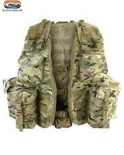 BTP/MTP Style Camouflage Official MOD Cadet Assault Vest MK4 Cadets ACF ATC CCF