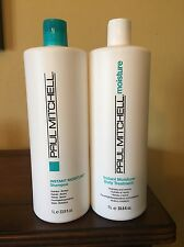 Paul Mitchell Instant Moisture Shampoo And Daily Treatment 33.8oz Duo