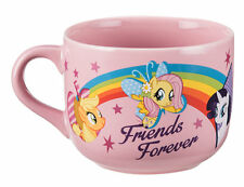 Vandor LLC My Little Pony Friends 20 oz. Soup Mug