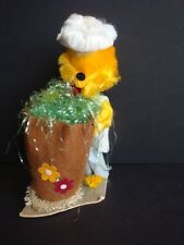 VINTAGE EASTER DUCK CANDY CONTAINER FROM NORWAY