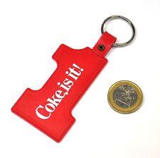 Coca-Cola USA Schlüsselanhänger Key Chain - Number 1 Coke ist it!