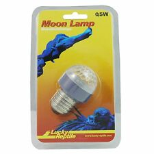 Lucky Reptile - Moon Lamp - E27 Lampe mit Mondlicht LED