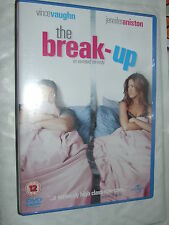 THE BREAK UP Vince Vaughn Jennifer Aniston DVD