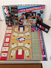 NBA Basketball VCR Board Game Interactive VCR Game Official Licensed Product