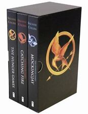 The Hunger Games Trilogy Boxset Paperback  – Box set, September Suzanne Collins