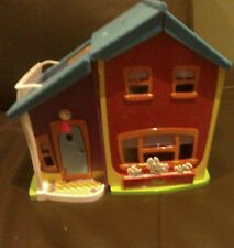Polly Pocket Doll Magnetic House