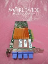 New IBM EL60 3.3V SAS 6GB 4-Port PCIe3 (x8) RAID Adapter LP pSeries