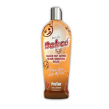 Pro Tan Totally Baked Tingle Tanning Bed Lotion Indoor Bronzer Tingling Gelee
