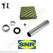 KIT REPARATION ROULEMENT SNR BRAS TRAIN ARRIERE PEUGEOT 206 HDI + AXE ESSIEU AR