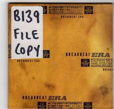 (EZ212) Breakbeat, Era - 1998 CD