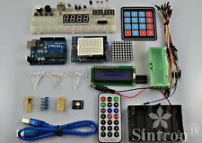 [Sintron] UNO R3 Kit with 4x4 Keypad Switch + 8x8 Dot Matrix for Arduino Starter