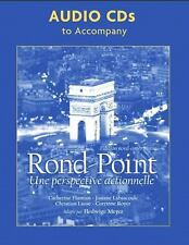 Audio CDs to Accompany Rond-Point
