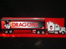 St George Illawarra Dragons Custom 1/43 Kenworth W900 Truck
