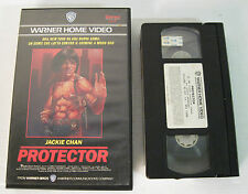 protector jackie chan 1985 vhs