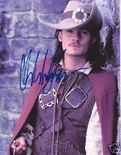 ORLANDO BLOOM AUTOGRAPH SIGNED PP PHOTO POSTER