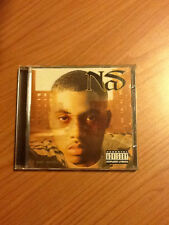 CD NAS IT WAS WRITTEN CAT. 484196 2 1996 EUROPE PS