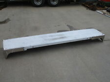Valley Chrome Plating Freightliner Stainless Steel Bumper 565 New