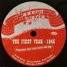 Modern Music: The First Year 1945 by Various Artists (CD, Jul-2012, Ace (Label))