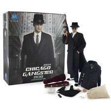 DID 1/6 1930 Chicago Gangster John Dillinger Johnny Depp Sixth Scale Figure