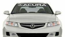 ACURA Windshield Vinyl Decal Sticker Emblem Logo Graphic TL CL RXS TLX RL
