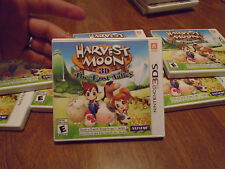 Harvest Moon 3D: The Lost Valley Nintendo 3DS COMPLETE HARD TO FIND