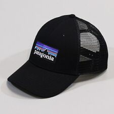 Patagonia Pg Lo Pro Trucker Hat Snapback Cap/Hat 38017 Black New