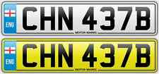 CHERISHED NUMBER PLATE -CHN 437B - CHN CHAN CHIN CHANDLER CHANEY CHENEY CHEAP