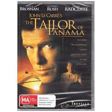 DVD TAILOR OF PANAMA, THE P Brosnan Novel Spy Thriller +Special Features R4 [BNS