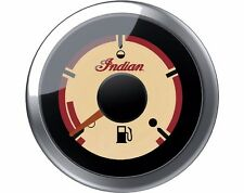 GENUINE INDIAN MOTORCYCLES CHIEF CHROME FUEL GAUGE 2880731-156