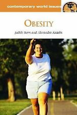 Obesity: A Reference Handbook (Contemporary World Issues)