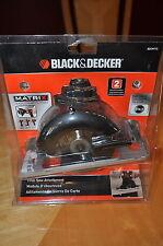 Black & Decker BDCMTTS Matrix Drill Trim Saw Attachment