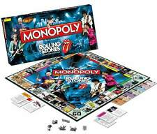 The Rolling Stones MONOPOLY® Collector's Edition 2010, BRAND NEW SEALED