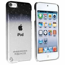Clear Smoke Waterdrop Snap-on Case For Apple iPod touch 5th Generation
