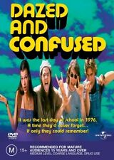 Dazed And Confused (DVD) CULT COMEDY RARE 2003 Matthew McConaughey