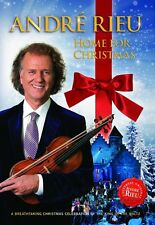 Home For Christmas Andre Rieu DVD Sealed New !
