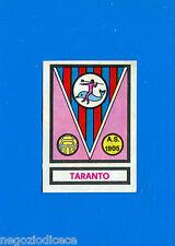 # CALCIATORI PANINI 1967-68 - Figurina-Sticker - TARANTO SCUDETTO - Rec