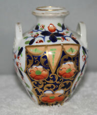 Royal Crown Derby-Florero Antiguo maneja Imari Twin-c1815