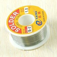 1mm Rosin Core Solder 63/37 Tin Lead Line Flux Welding Iron Wire Reel GO
