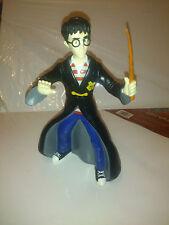 Warner bros harry potter plastique vide bain moussant wizard figure mâle film poupée
