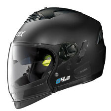 CASCO GREX G4.2 PRO CROSSOVER KINETIC N-COM - 5 Black Graphite TAGLIA XL