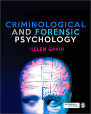 9781848607019 Criminal and Forensic Psychology - Gavin