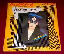 "PHILIPPINES:CULTURE CLUB - The War Song,12""EP/LP,BOY GEORGE,RARE,Different Print"